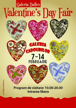 Valentine's Day Fair 2014 - Galeria Dalles